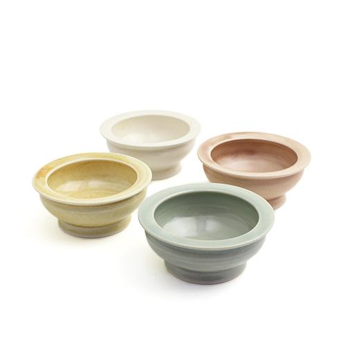 いにま陶房/「やさしい器」こども茶碗(4色)