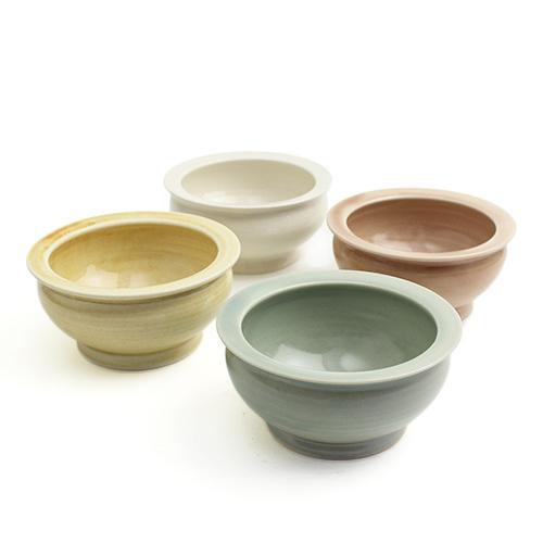 いにま陶房/「やさしい器」ごはん茶碗S(4色)