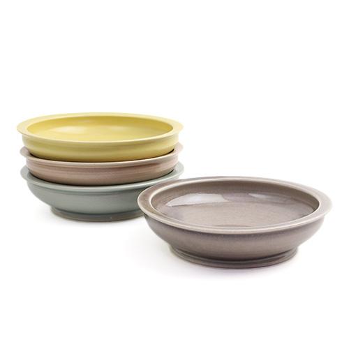 いにま陶房/「やさしい器」こどもカレー皿(5色)