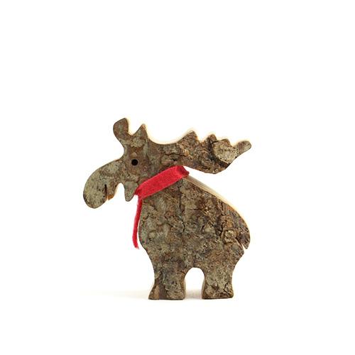 Waldfabrik ヴァルトファブリック/木製オーナメント クリスマス トナカイ