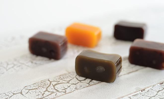 MUSTAKIVI  ムスタキビ/羊羹お茶セット(6種)/羊羹お茶セット(6種)のイメージ画像