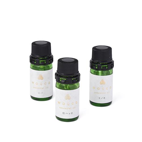 wacca ワッカ/和精油 エッセンシャルオイル(4種)