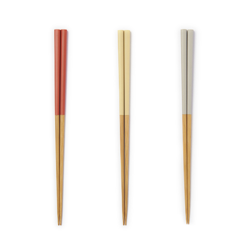 公長齋小菅 こうちょうさいこすが/うるう箸(3色)