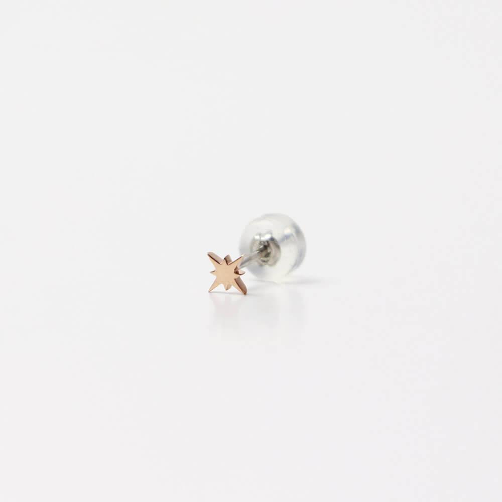 ピンクゴールド/5mm