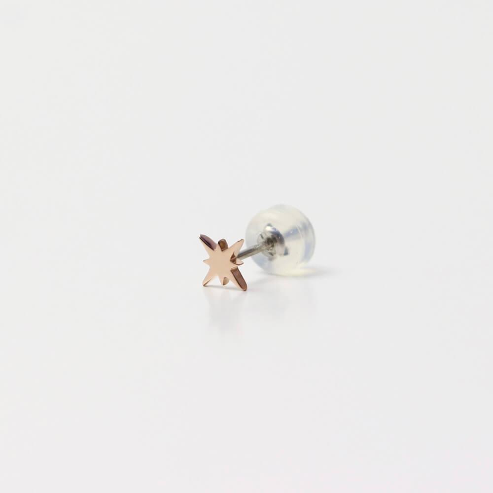 ピンクゴールド/6.5mm