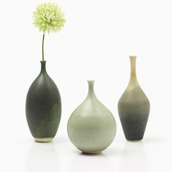 和田麻美子 わだまみこ/花器 3300、3500(11種)【一点もの】