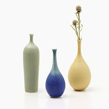 和田麻美子 わだまみこ/花器 2200、2300、2500(12種)【一点もの】
