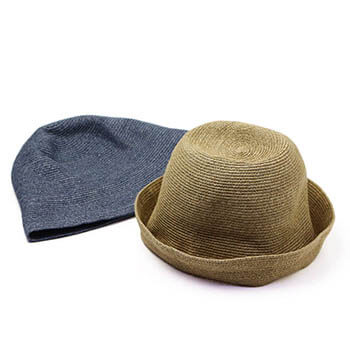 mature ha. マチュアーハ/リネンハット「MAS19-33」free hat linen(2色)【送料無料】