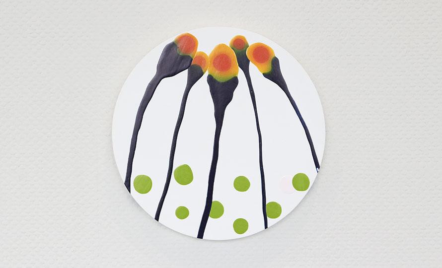 宮木沙知子 Sachiko Miyaki/花蕾のイメージ画像