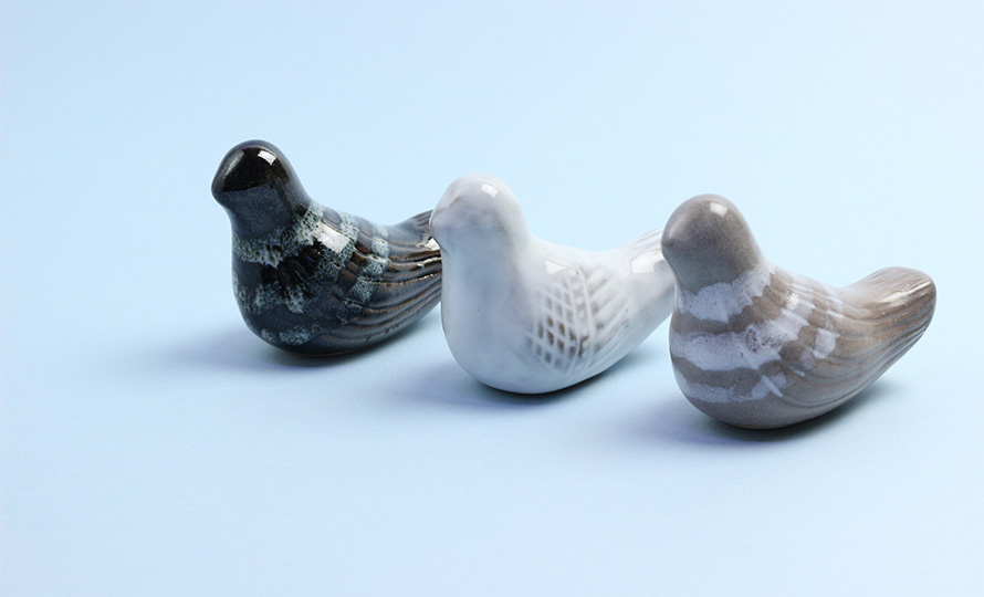 Shizuka Tatsuno 辰野しずか/Tsugaru Bird Whistle (5種)のイメージ画像