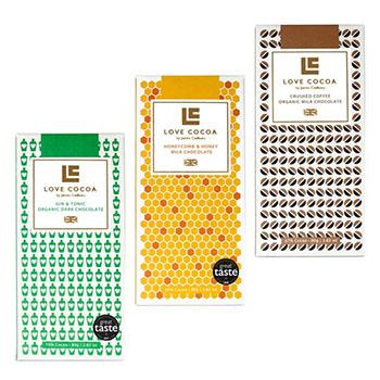 LOVE COCOA ラブココア/Chocolate チョコレート(10種)