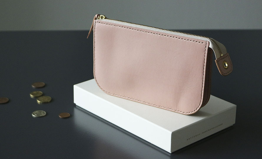 RHYTHMOS リュトモス/【限定色 taos タオス】Zip(L)財布のイメージ画像