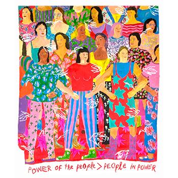 ジュリ・ベーカー Juli Baker/the people