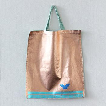 YUKI FUJISAWA / Foil tote(5種)