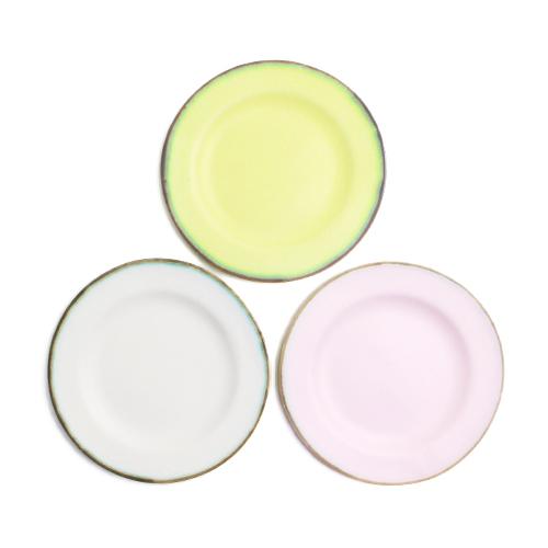 木村香菜子 きむらかなこ/銘々皿 5寸平皿(3色)