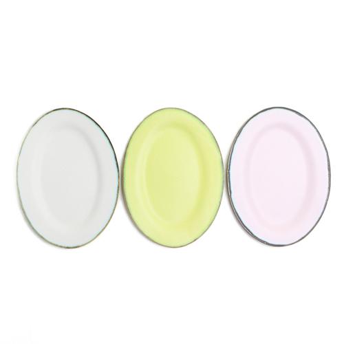 木村香菜子 きむらかなこ/オーバルプレート平皿 M(3色)