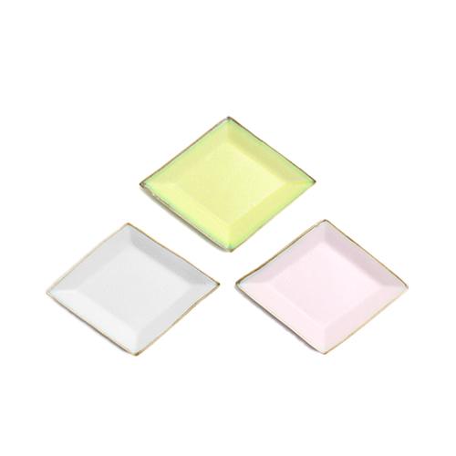 木村香菜子 きむらかなこ/菓子皿(3色)