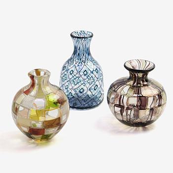 みずのみさ/モザイク花器(5種)