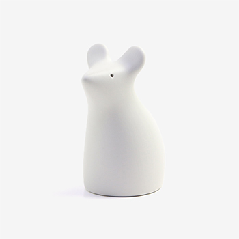 Pebble Ceramic Design Studio 石原亮太/ねずみのオーナメント