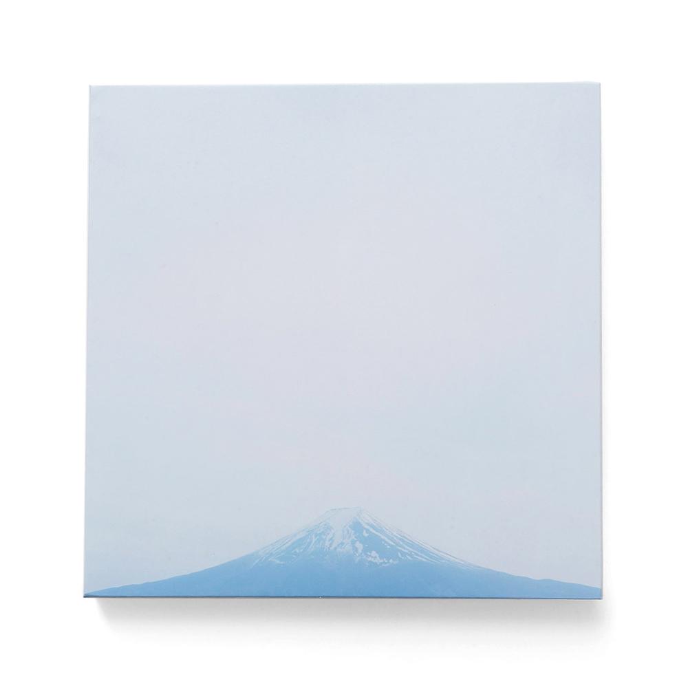 15時頃の富士山