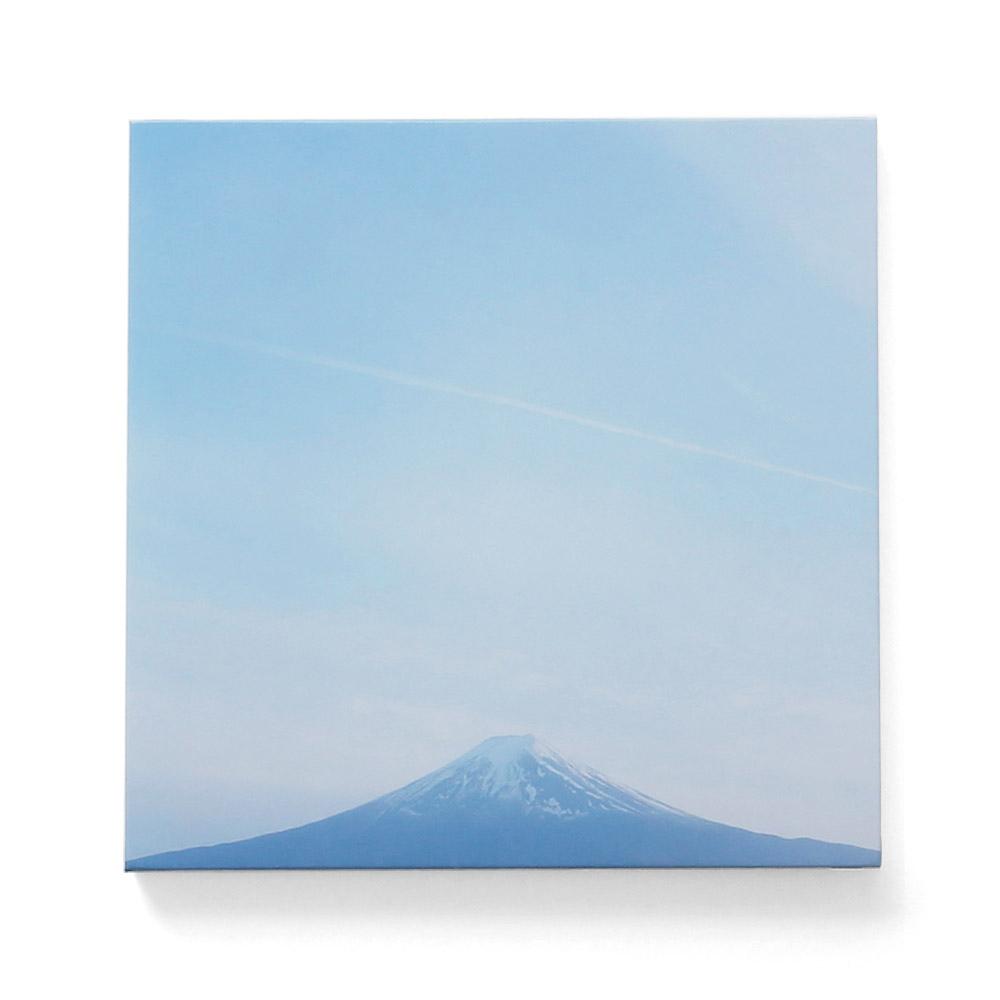 18時頃の富士山